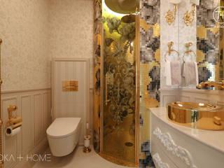Paryski splendor Klasyczna łazienka od TOKA + HOME Klasyczny