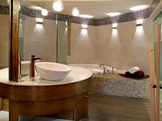 DIN Interiorismo Modern bathroom