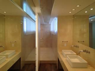 PH - LA ARBOLADA Baños de estilo minimalista de PA - Puchetti Arquitectos Minimalista
