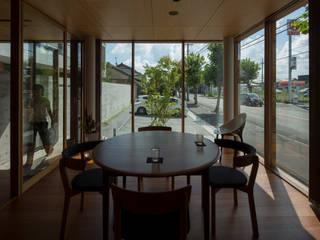 私の家: TRANSTYLE architectsが手掛けた書斎です。,