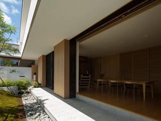 私の家: TRANSTYLE architectsが手掛けたリビングです。,