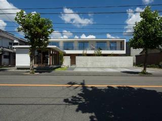 私の家: TRANSTYLE architectsが手掛けた家です。,