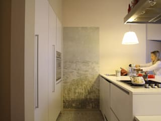 Cuisine minimaliste par STUDIO DI ARCHITETTURA RAFFIN Minimaliste