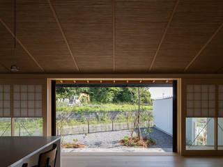Puertas y ventanas modernas de TRANSTYLE architects Moderno
