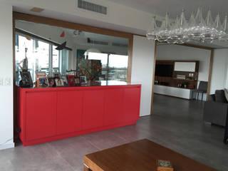 OCAMPO Livings modernos: Ideas, imágenes y decoración de taller125 Moderno