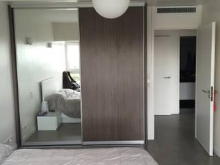 OCAMPO Dormitorios modernos: Ideas, imágenes y decoración de taller125 Moderno