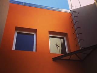 Paredes y pisos de estilo moderno de Brarda Roda Arquitectos Moderno