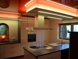 Beleuchtung Fang Interior Design Бари та клуби