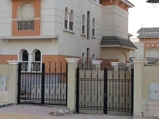 Construcción villa JH de Arquitectos RUIZ