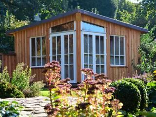 Garten Lounge Jardin moderne par Fang Interior Design Moderne