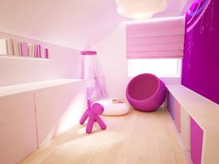 Chambre d'enfant de style  par 3miasto design
