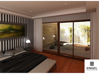 by ENGEL arquitectos