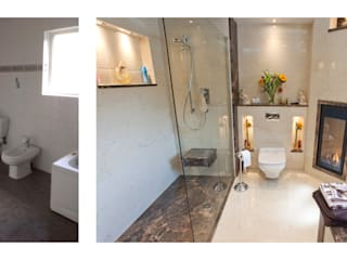 Luxury Marble Bathroom من Banbridge Bathroom Centre كلاسيكي