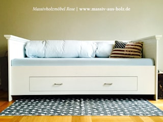 Massiv aus Holz Living roomSofas & armchairs Solid Wood White
