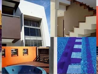 Rumah Modern Oleh Brarda Roda Arquitectos Modern