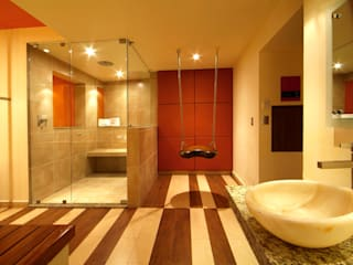 Bathroom by DIN Interiorismo , Modern