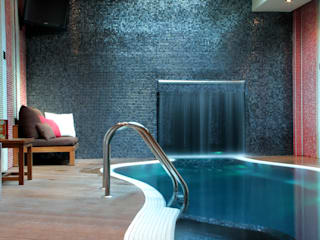 Pool by DIN Interiorismo , Modern