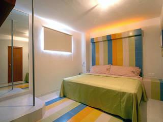 Dormitorios de estilo  de DIN Interiorismo ,