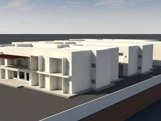Hospitais  por Habitat Arquitetos
