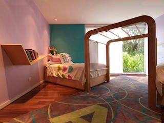 Nursery/kid's room by DIN Interiorismo , Modern