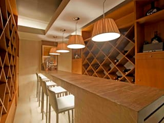 Dining room by DIN Interiorismo , Modern