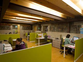 Study/office by DIN Interiorismo , Modern