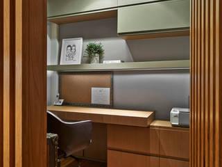 Oficinas de estilo moderno de Juliana Goulart Arquitetura e Design de Interiores Moderno
