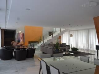 Comedores de estilo moderno de Juliana Goulart Arquitetura e Design de Interiores Moderno