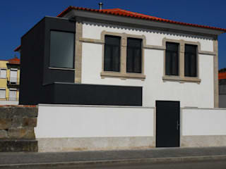 Maisons de style  par INSIDE arquitectura+design