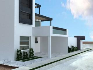 A-labastrum arquitectos Minimalistische Häuser
