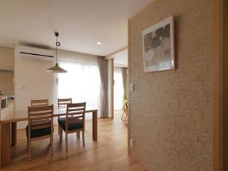 戸建リノベーション「回遊性のある家」: 池田デザイン室(一級建築士事務所)が手掛けた折衷的なです。,オリジナル