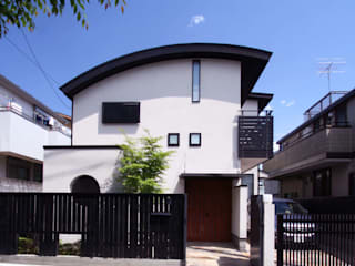 吉祥寺の家(和テイストの家): 中川龍吾建築設計事務所が手掛けた家です。