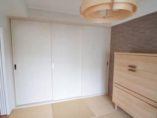 北欧スタイル+押入リノベーション|和室インテリアコーディネートS様邸 の 池田デザイン室(一級建築士事務所)