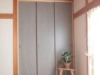 押入リノベーション00: 池田デザイン室(一級建築士事務所)が手掛けたです。