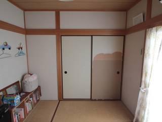 押入のビフォー: 池田デザイン室(一級建築士事務所)が手掛けたです。
