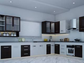 Kitchen by I Nova Infra,