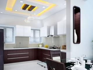 Modern style kitchen by I Nova Infra Modern