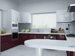 Modern Kitchen by I Nova Infra Modern