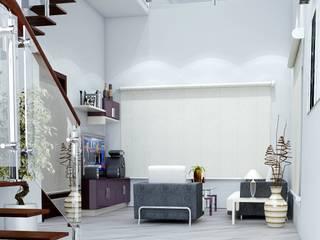 Living room by I Nova Infra,
