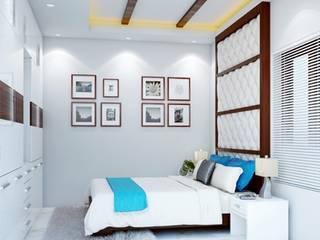 Modern style bedroom by I Nova Infra Modern