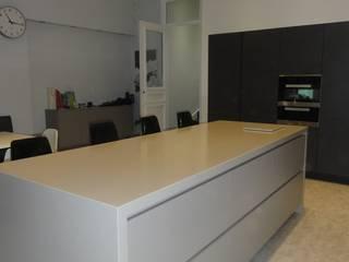 McDonald Kitchen Minimalist kitchen by Diane Berry Kitchens Minimalist