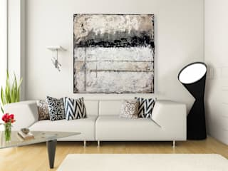 Esther Girbau Art ArtworkPictures & paintings Grey