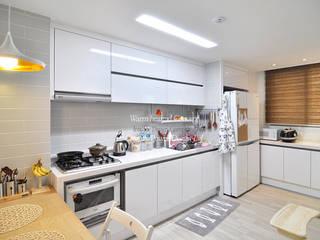 Cocinas de estilo moderno de JMdesign Moderno