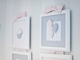 Wall decorations for your baby de Caramella Escandinavo