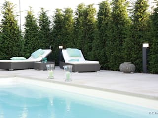 dirlenbach - garten mit stil Modern pool