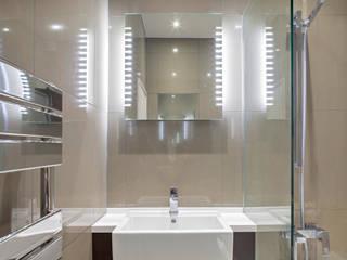 Islington Apartment: modern Bathroom by APE Architecture & Design Ltd.