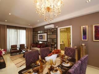 Dining Room.:  Dining room by Tanish Design