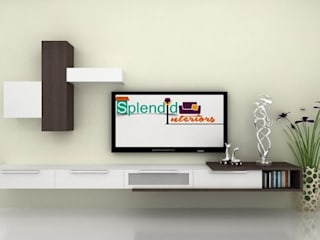 Splendid Interior & Designers Pvt.Ltd が手掛けた