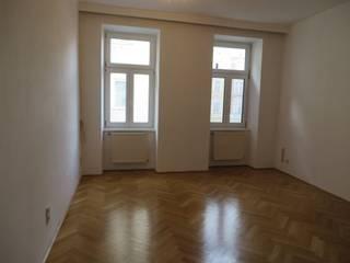 2-Zimmer Altbauwohnung aus dem Dornröschenschlaf geweckt von firstlook Homestaging & Redesin