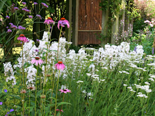 Country style garden by Carla Wilhelm Country